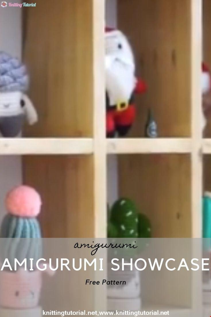 Amigurumi Showcase