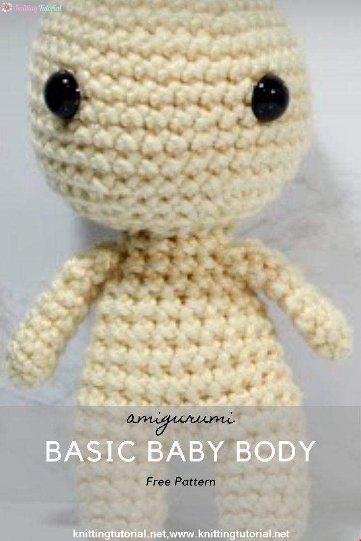 Amigurumi Basic Baby Body