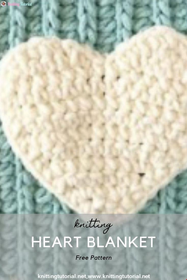 Crochet Heart for Mandy's Heart Blanket