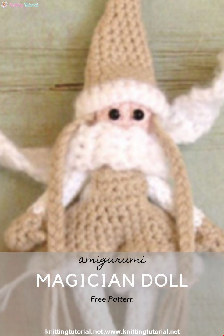 Magician Doll