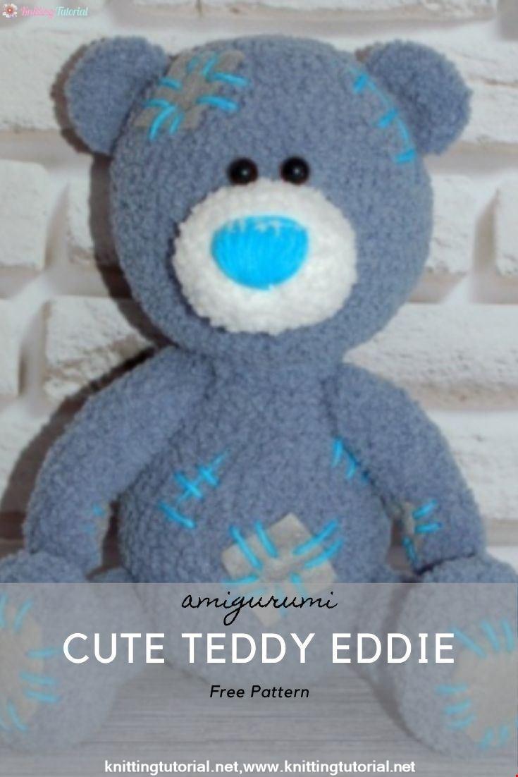 Cute Teddy Eddie