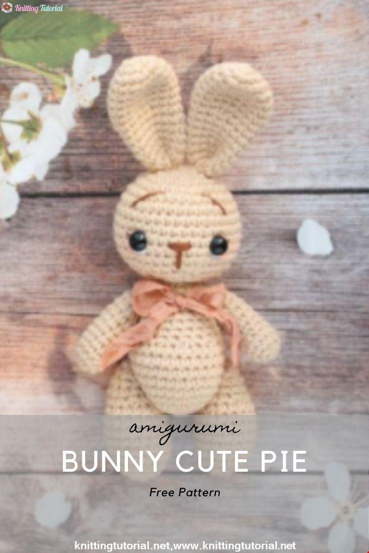 Bunny Cute Pie