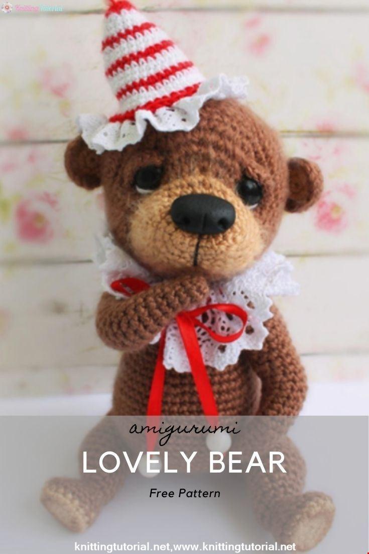Lovely Cute  Bear