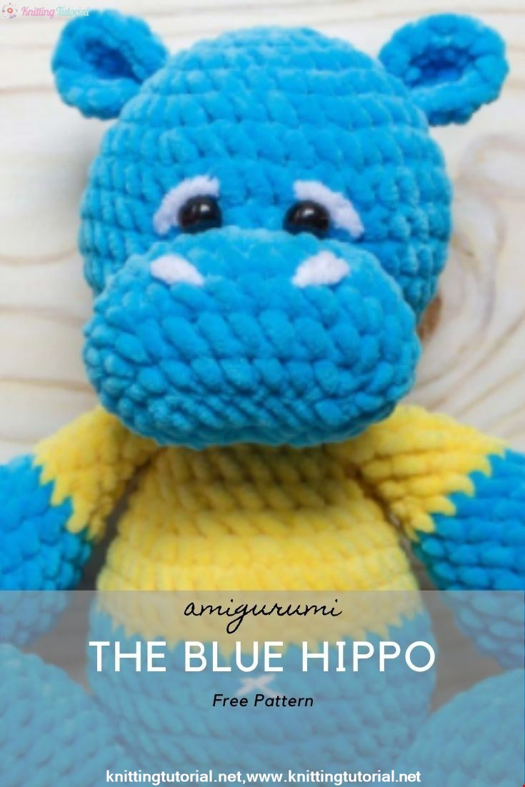 The Blue Hippo