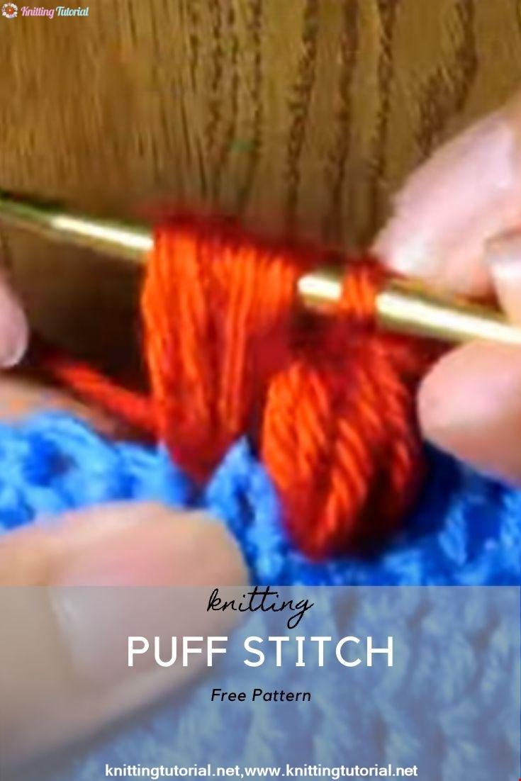 The Puff Stitch