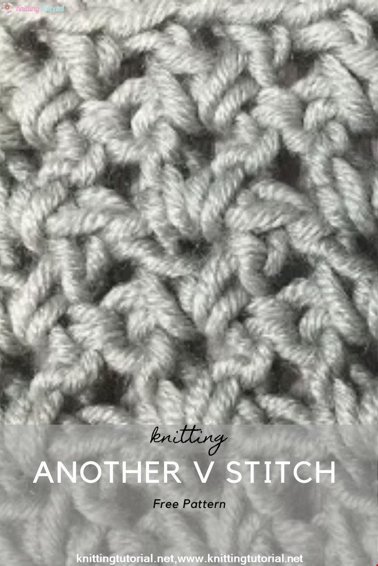 Another V Stitch