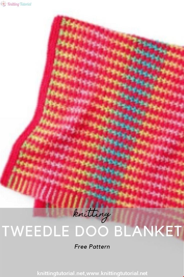 Tweedle Doo Blanket