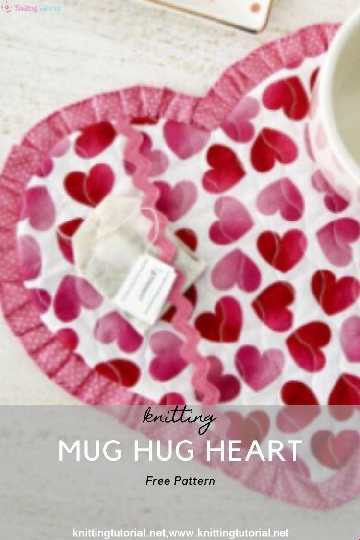 Mug Hug Heart