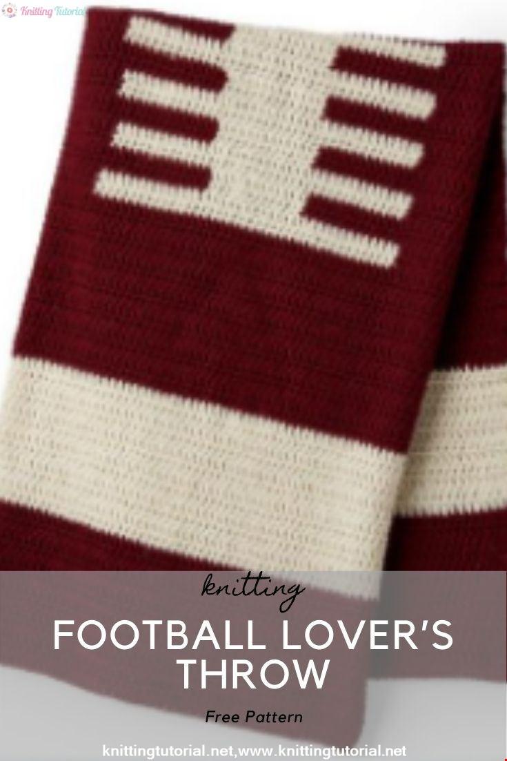 Football Lover's Throw