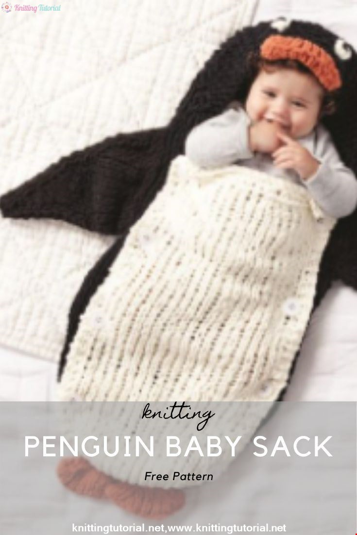 Penguin Baby Sack