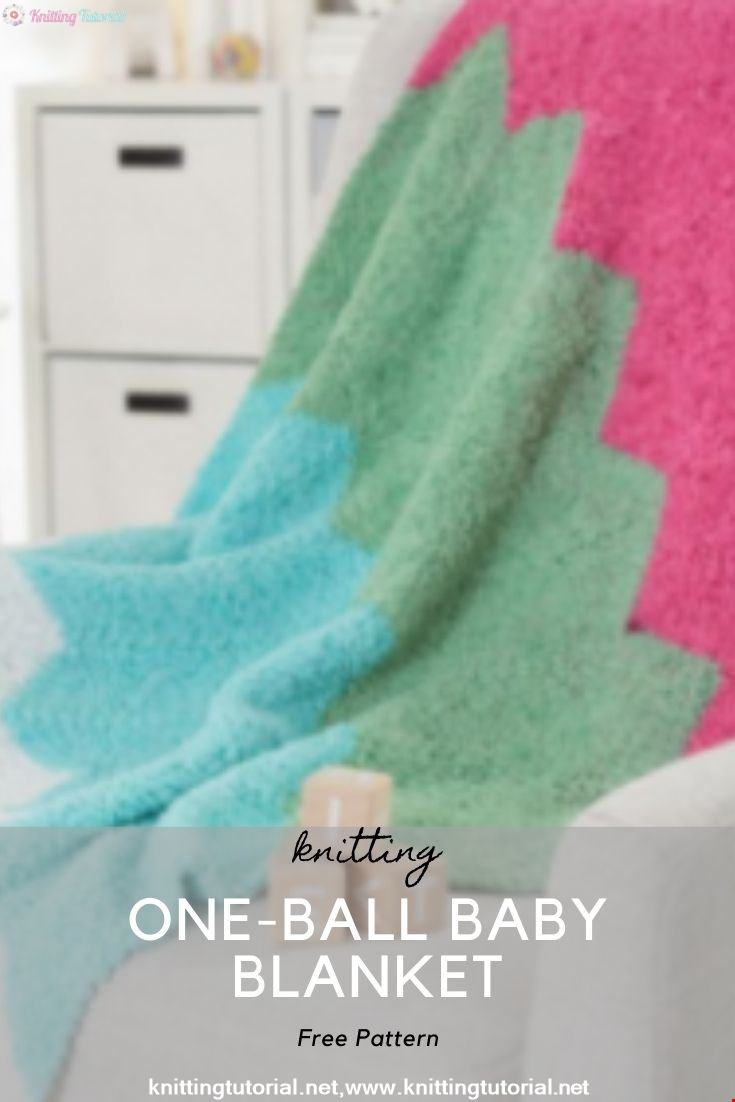 One-Ball Baby Blanket