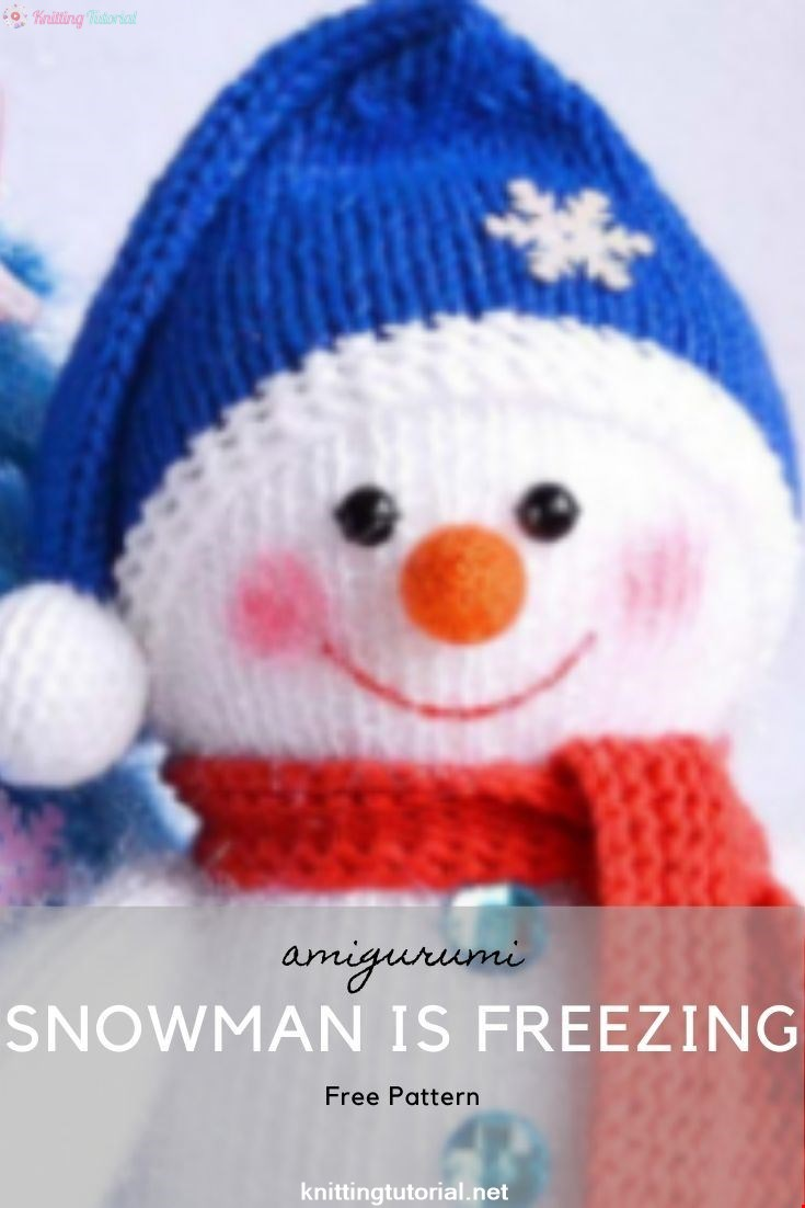 Snowman Is Freezing