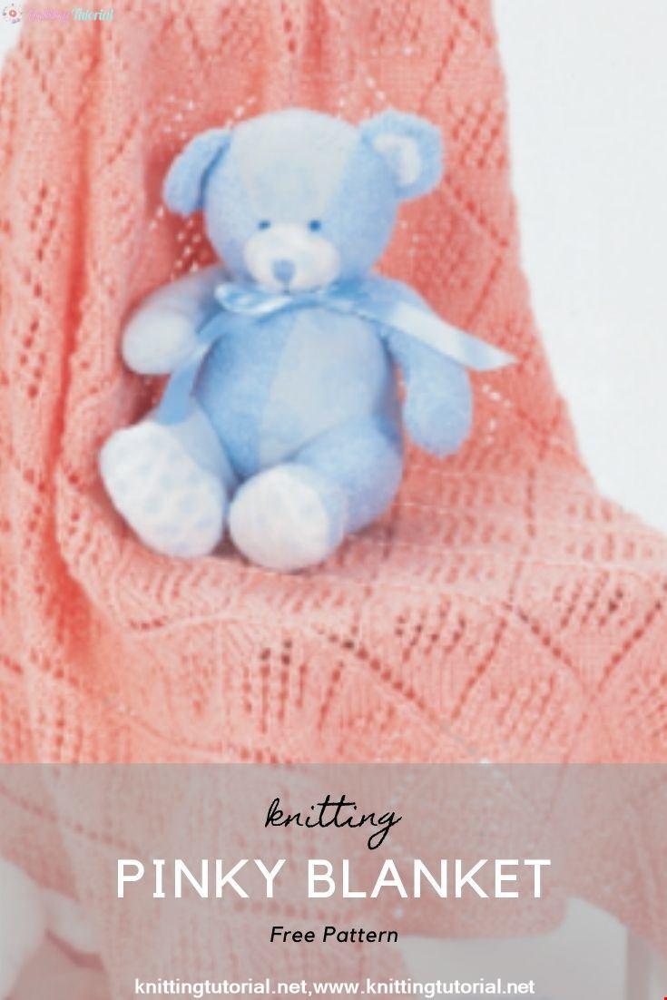 Pinky Blanket