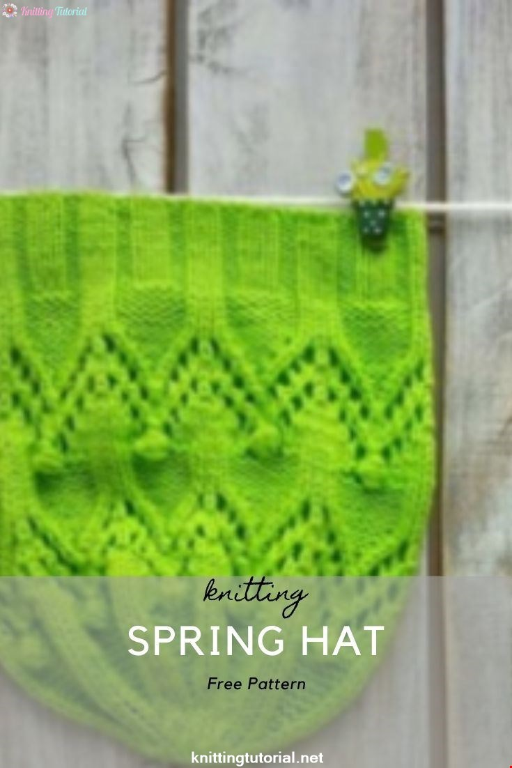 Green Spring Hat