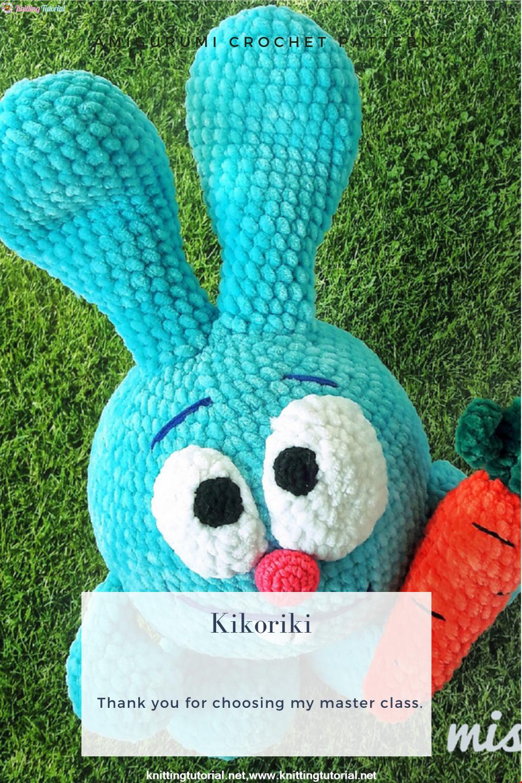 Amigurumi Kikoriki Crochet Pattern